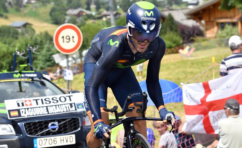 """Izagirre: """"Una victoria en el Tour y en los Alpes es algo soñado"""""""