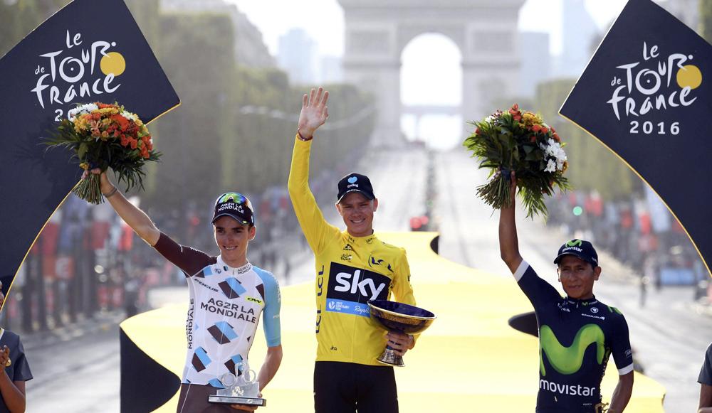 Greipel cierra el tercer Tour de Francia de Froome