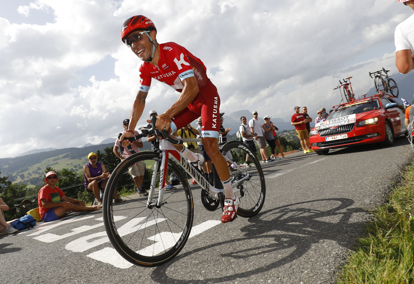 """Purito Rodríguez: """"Va a ser difícil que vaya a la Vuelta"""""""