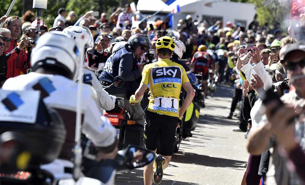Vídeo: los mejores momentos del Tour de Francia 2016