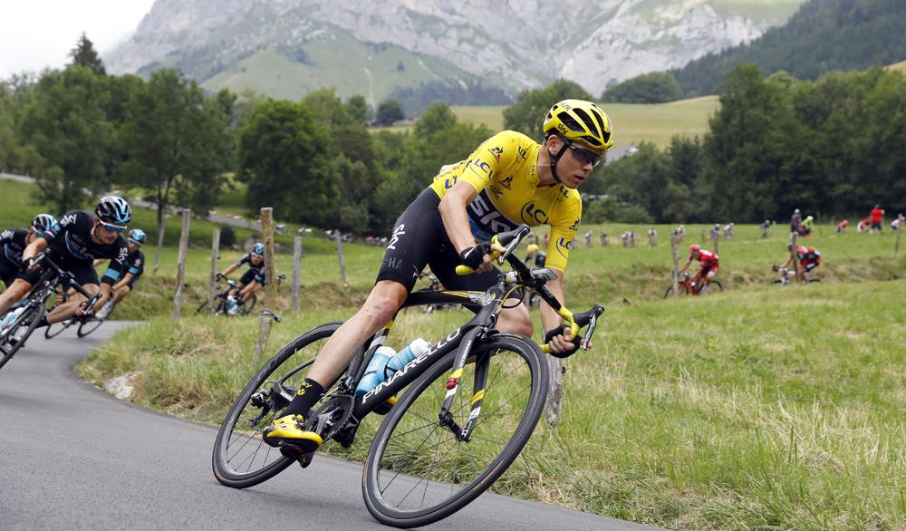 Froome y Landa apuntan a la Vuelta a España