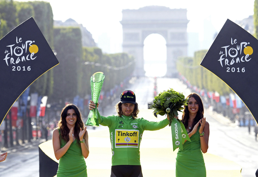 Sagan sigue mandando en los Rankings UCI tras el Tour