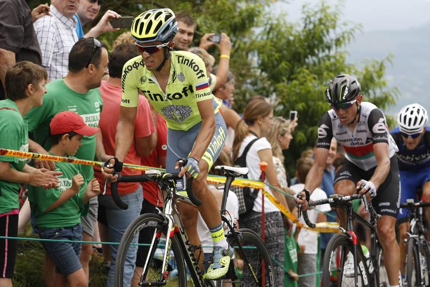 """Contador: """"Estoy muy satisfecho de cómo me he encontrado"""""""