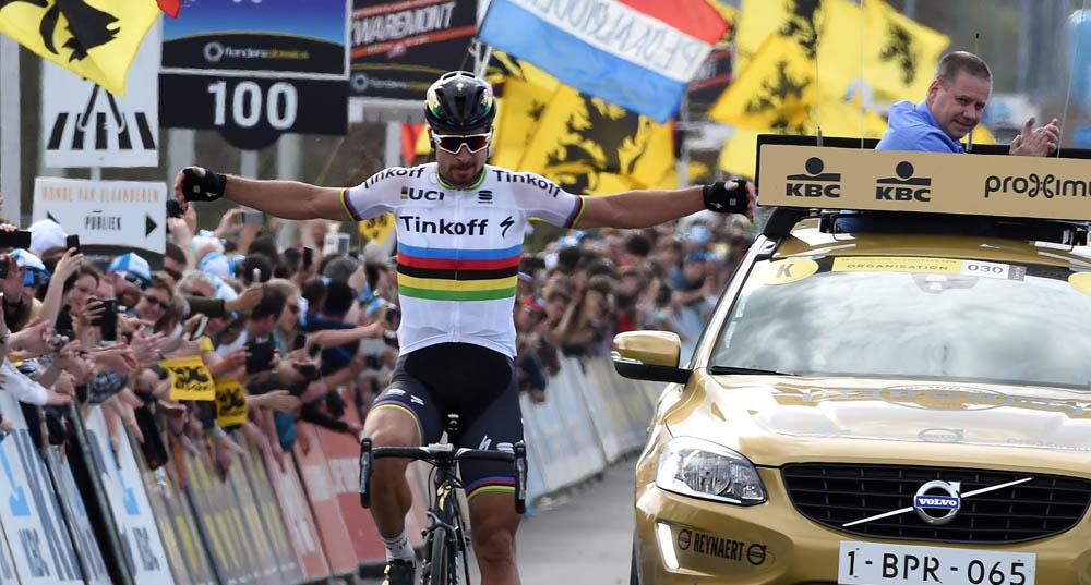 Oficial: Peter Sagan correrá en el Bora-Hansgrohe en 2017