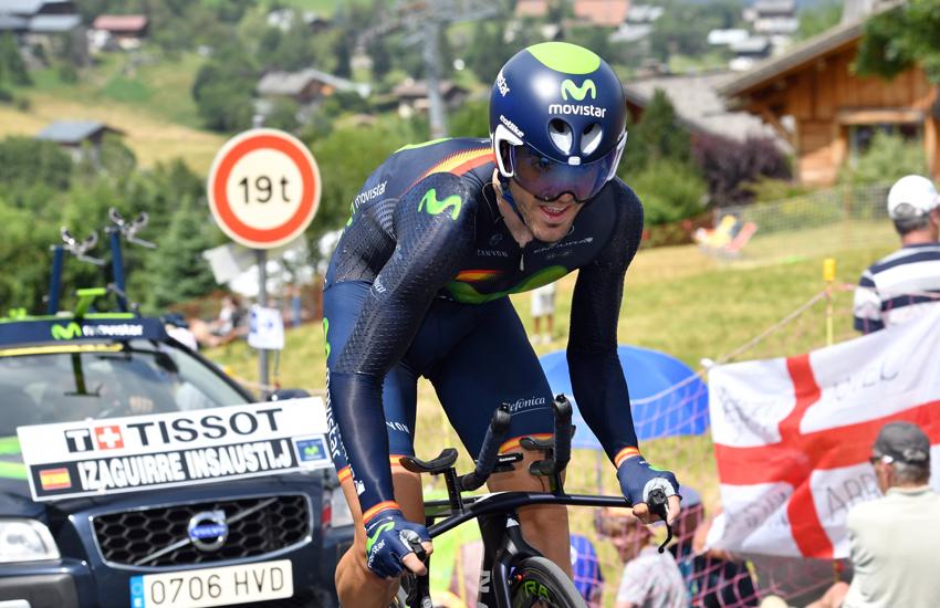 """Ion Izagirre, a seguir la racha en Río: """"Todo luce más con la victoria del Tour"""""""
