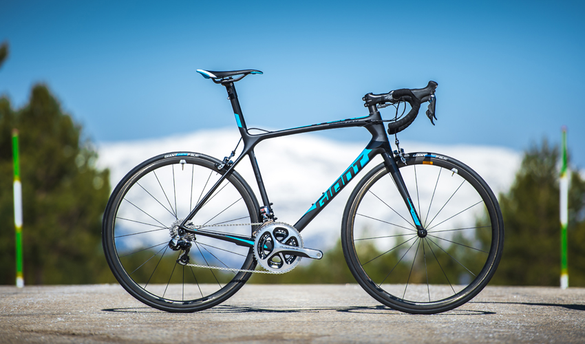 Prueba: Giant TCR Advanced SL