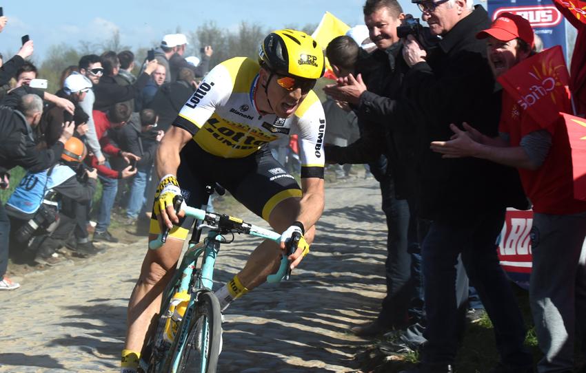 Sep Vanmarcke correrá en el Cannondale-Drapac en 2017