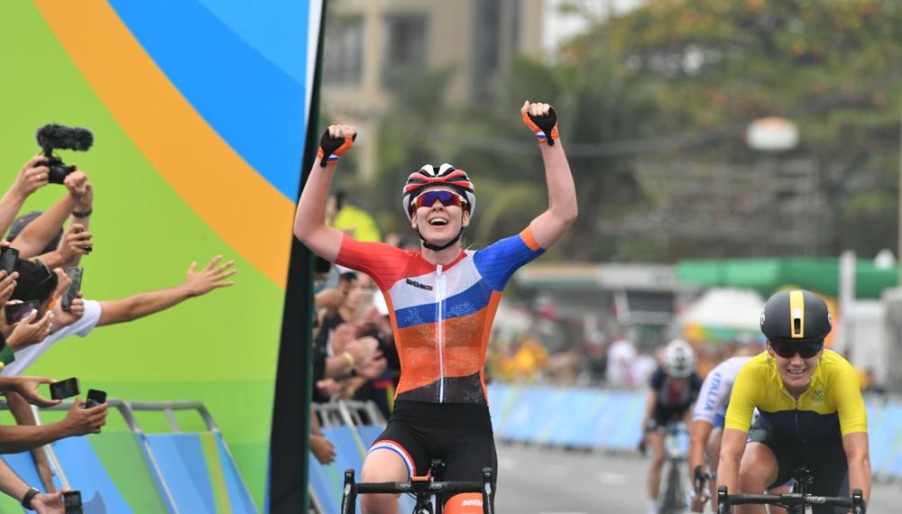 Van den Breggen, campeona olímpica