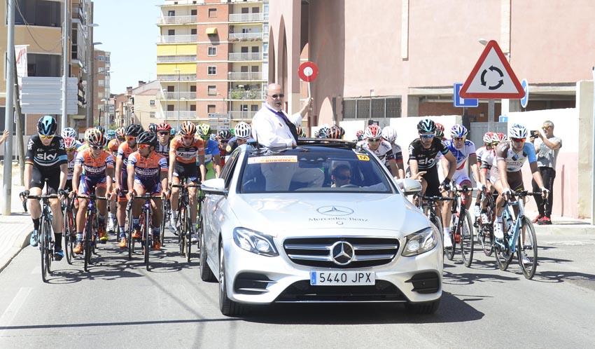 """Marcos Moral, director de la Vuelta a Burgos: """"Nos duele haber quedado fuera del World Tour"""""""