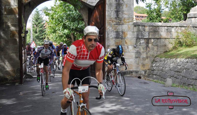 La Retrovisor, una marcha para bicicletas clásicas por Cantabria