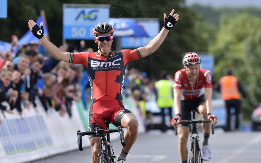 Philippe Gilbert vestirá el maillot del Etixx-Quick Step en 2017
