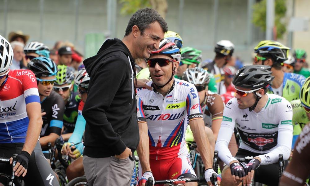 Entrevista a Javier Guillén, director de La Vuelta a España
