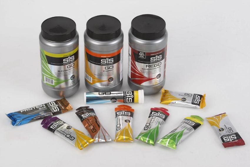 Prueba: Productos de nutrición SIS