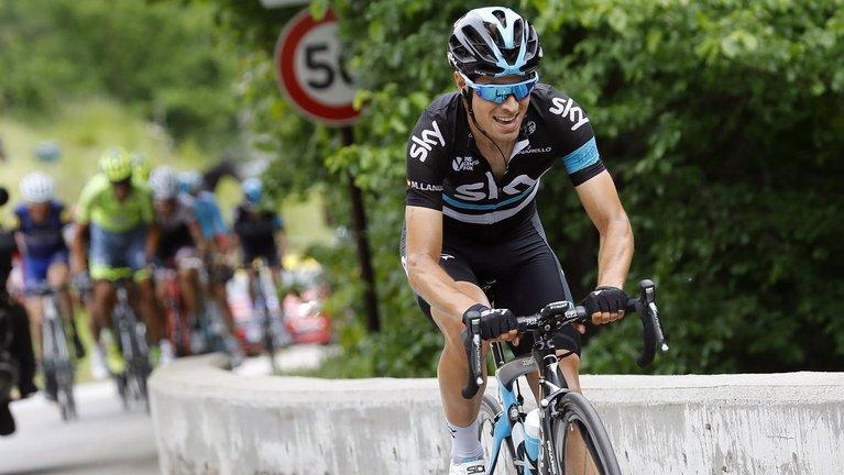 Mikel Landa se pierde la Vuelta a España
