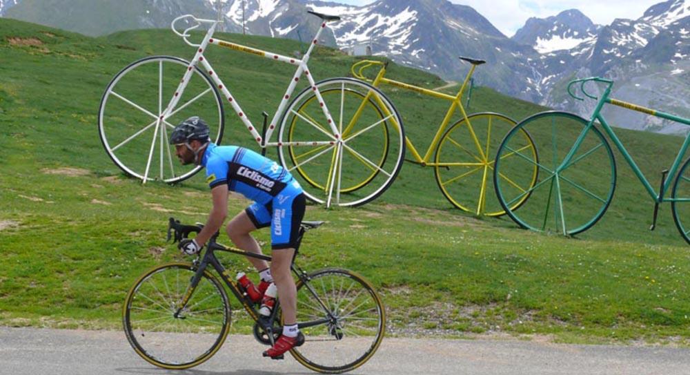 La montaña de la Vuelta 2016