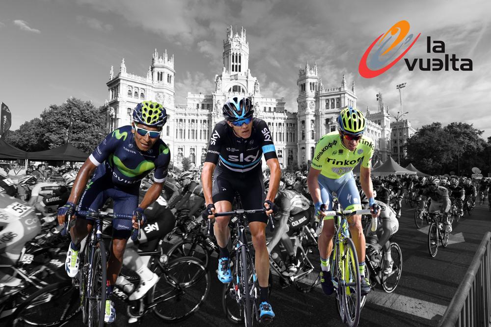 Previo Vuelta a España: los favoritos