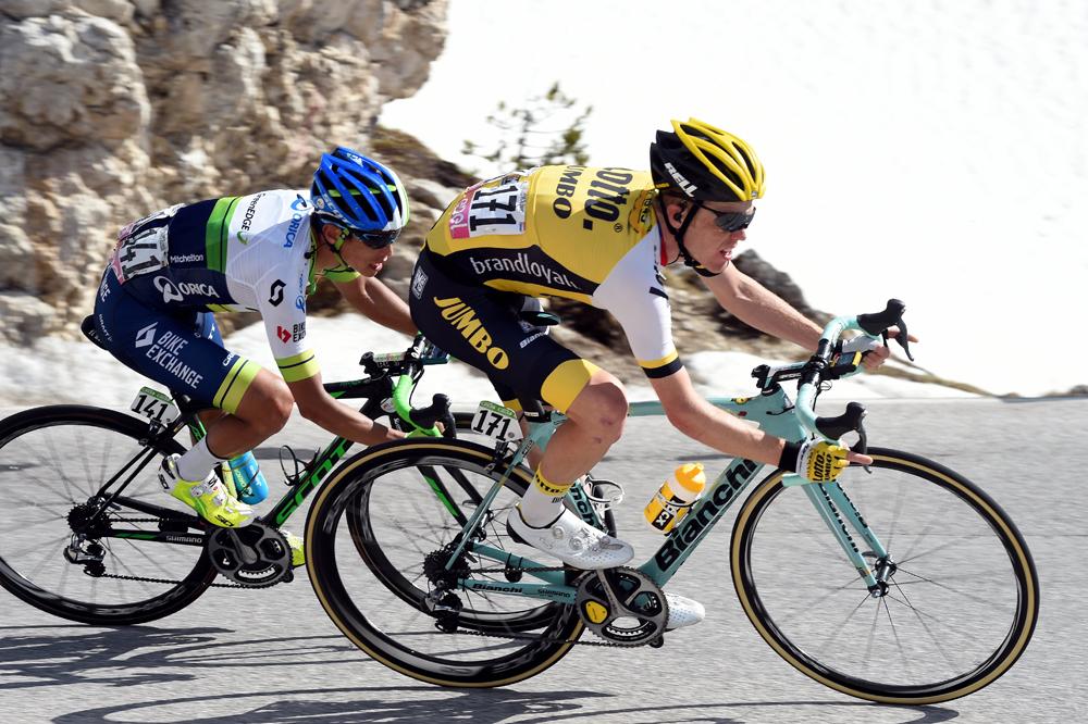 Previo Vuelta a España: aspirantes al rojo