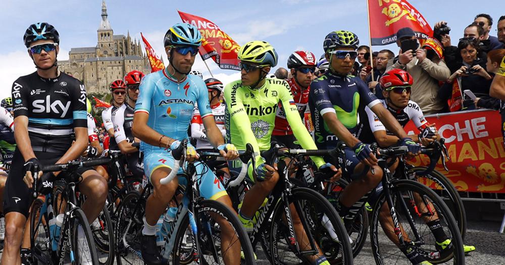 Previo Vuelta a España: listado de dorsales y participantes
