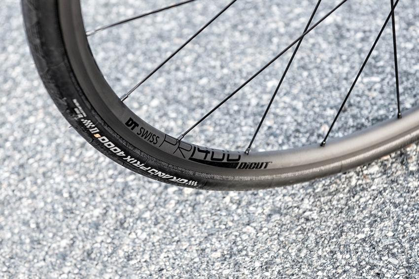 Nuevas ruedas DT Swiss PR 1400 Dicut OxiC