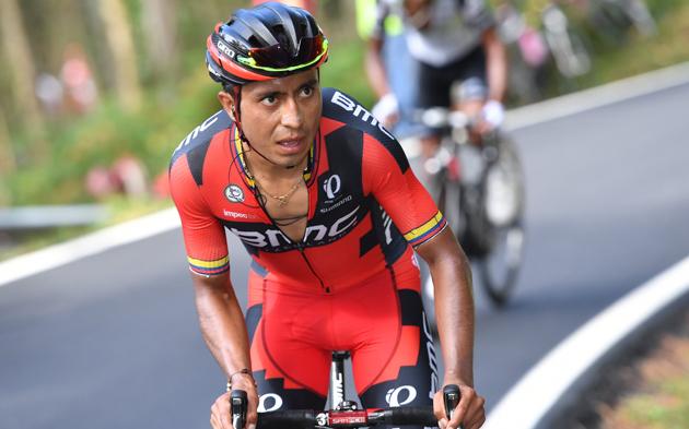 Atapuma, el sufrimiento hecho ciclista