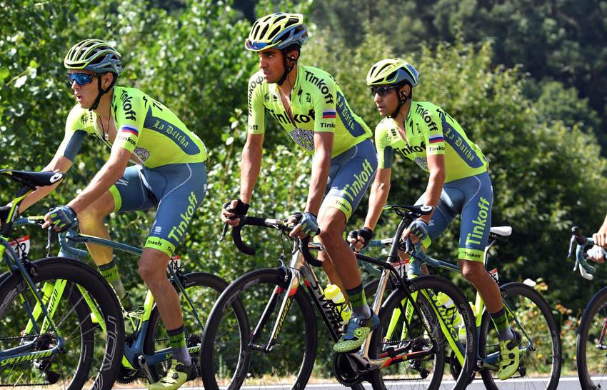 """Contador: """"Ha sido una etapa para corredores de la general"""""""