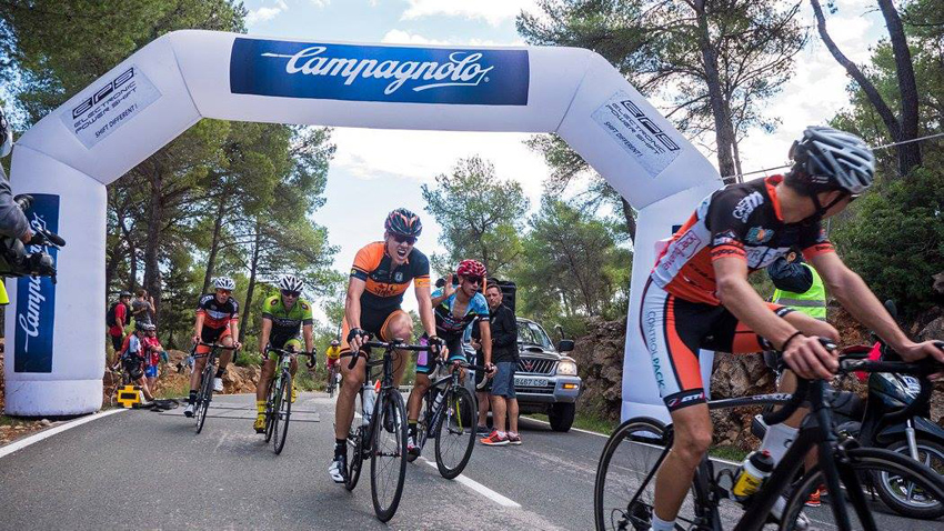 XIV Vuelta Cicloturista a Ibiza-Campagnolo