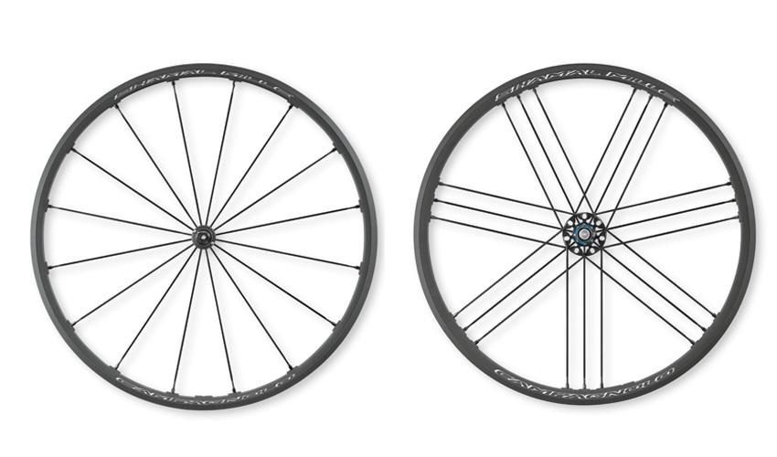 Nuevas ruedas Campagnolo Shamal Mille MY17