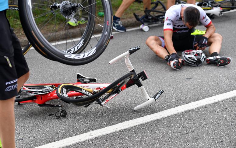 Markel Irizar se retira de la Vuelta