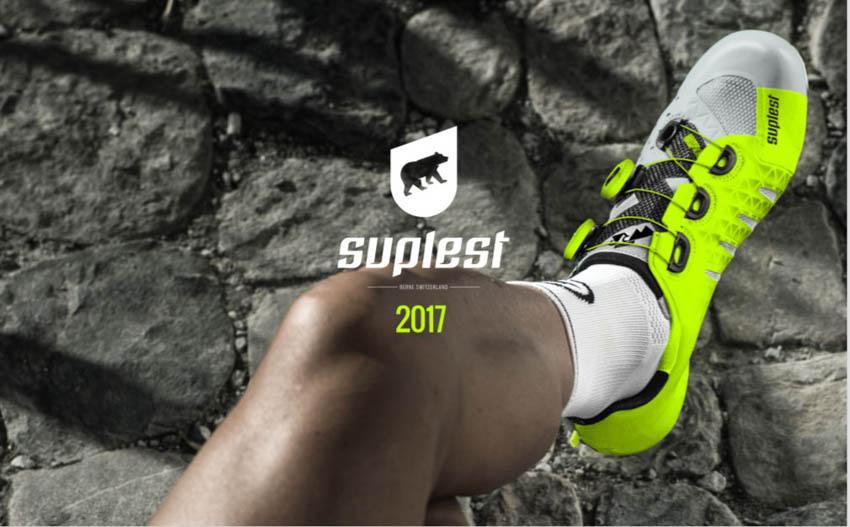 La marca de zapatillas suplest llega al marcado español