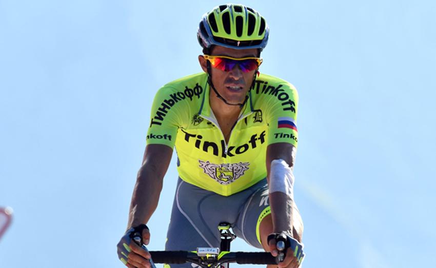 """Contador: """"Me cuesta seguir el cambio de ritmo de Froome y Nairo"""""""