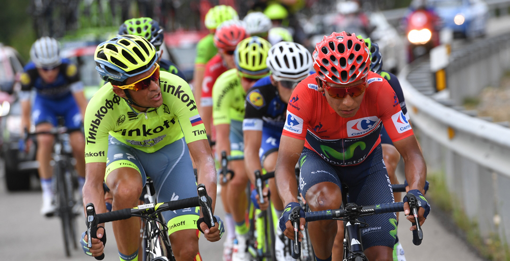 Día histórico en la Vuelta