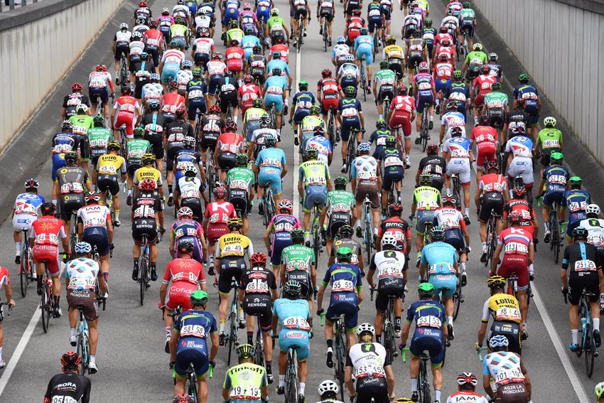 La Vuelta repesca a 91 ciclistas