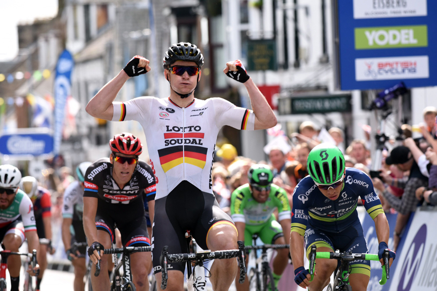 Resultados: Tour de Gran Bretaña, Tour des Fjords y GP Fourmies