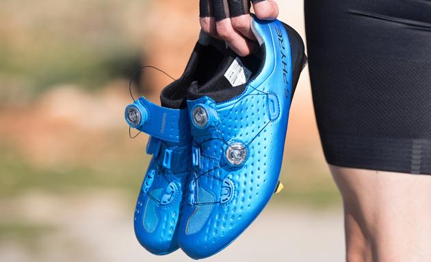 Shimano da a conocer su nueva gama de zapatillas de carretera S-PHYRE