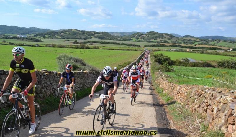 Volta Cicloturista Internacional a Menorca 2016