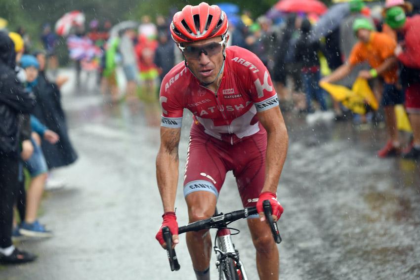 Purito Rodríguez disputará el Giro de Lombardía