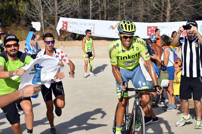 """Contador: """"He acelerado para ver cómo estaban Froome y Chavés"""""""