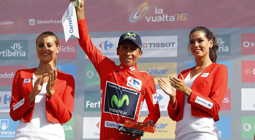 "Quintana: ""Tengo la esperanza de perder segundos, pero no perder minutos"""