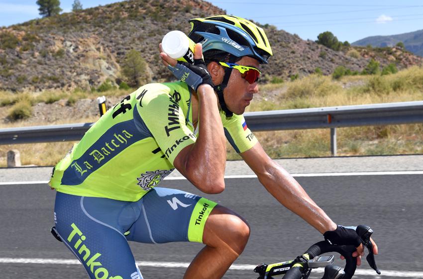 """Contador: """"Mañana saldré a la contrarreloj a tope"""""""