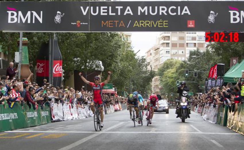 La Vuelta a Murcia pretende aumentar sus días de competición