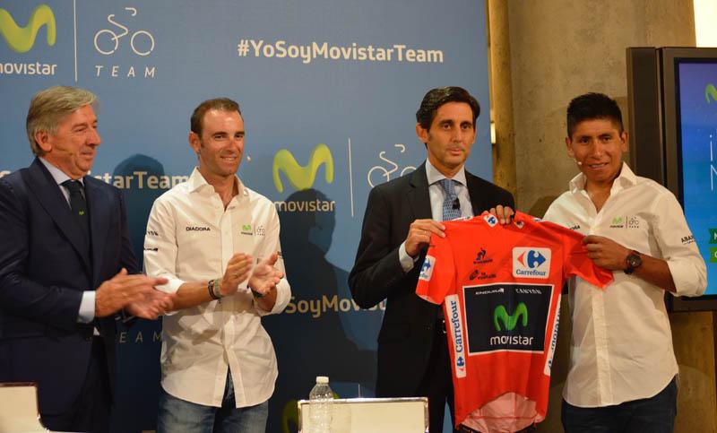 Movistar Team hasta 2019