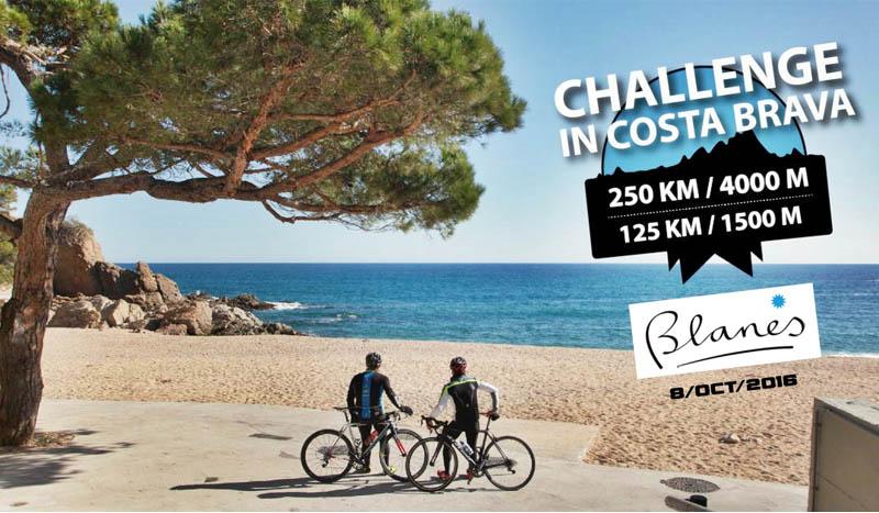 Todo listo para la 250/4000 Challenge in Costa Brava