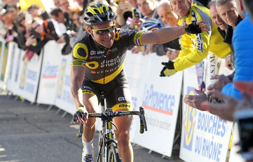 Thomas Voeckler anuncia su retirada al termino del Tour de Francia 2017