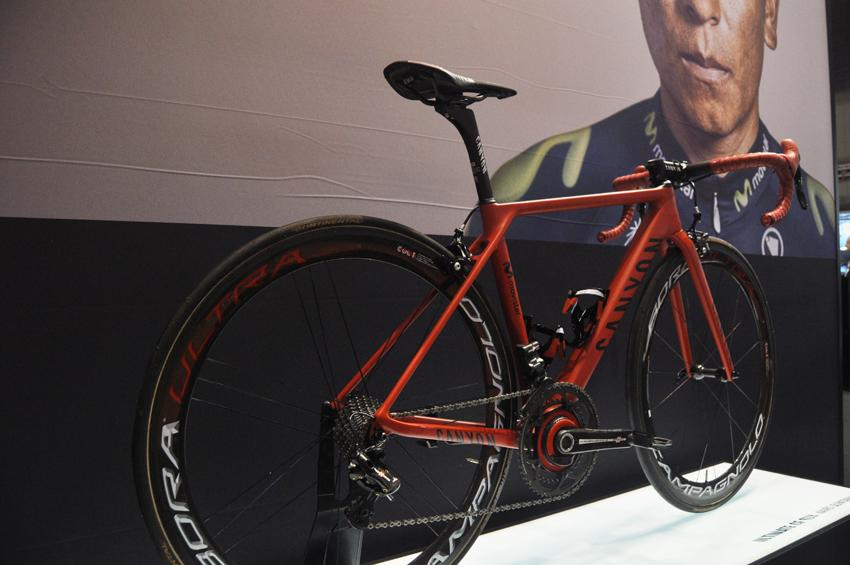Galería: La Canyon Ultimate con la que se coronó Quintana en la Vuelta