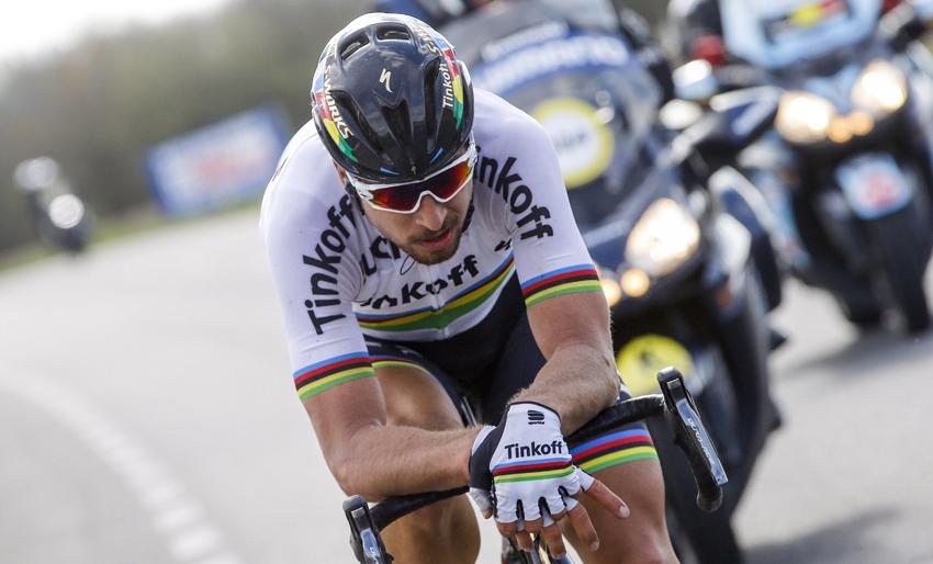 Peter Sagan, nuevo líder del Ranking World Tour