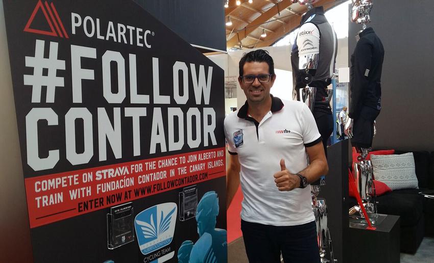 """Fran Contador: """"Nuestra idea es tener un proyecto profesional en un futuro no muy lejano"""""""