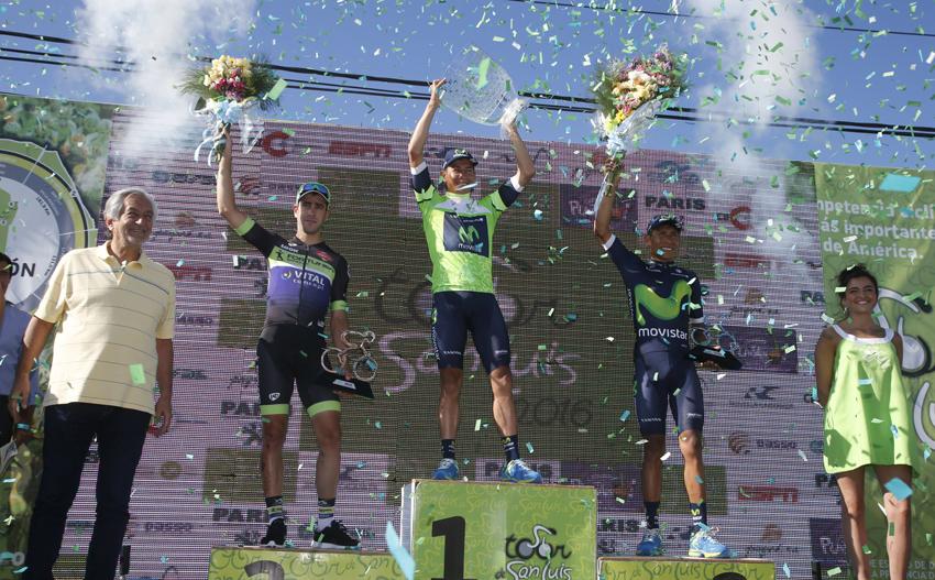 El Tour de San Luis no se disputará en 2017