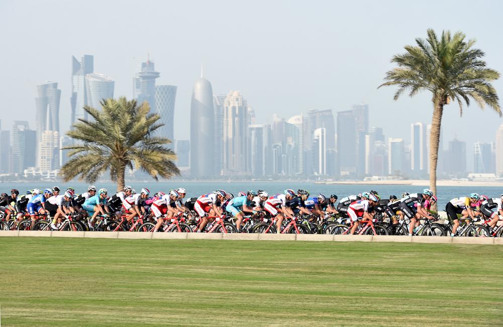 La UCI podría dejar el Mundial en solo 106 km por el calor extremo