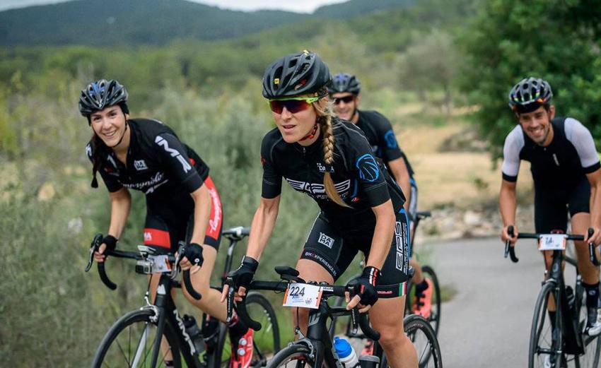 Éxito de la Vuelta Cicloturista a Ibiza