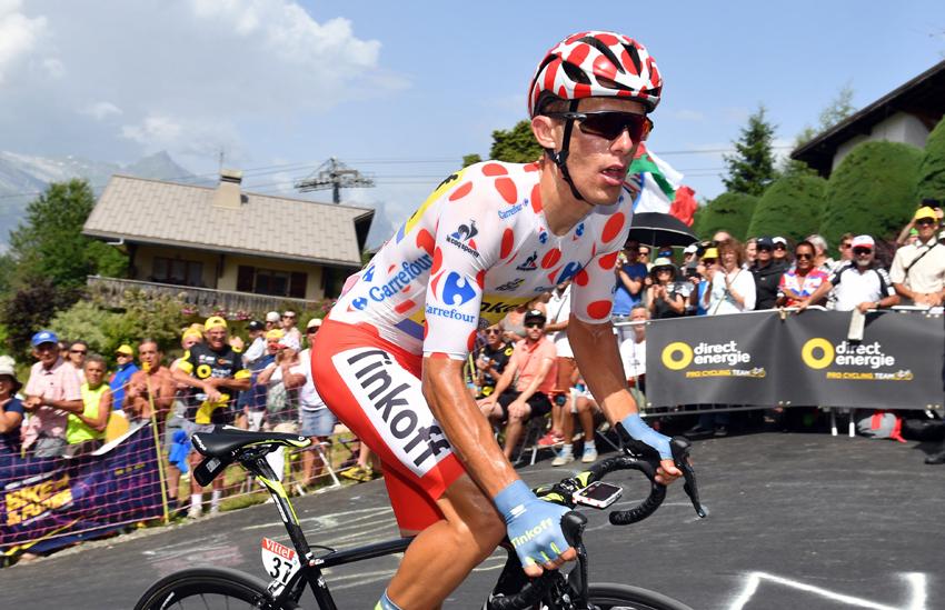Majka apostará por el Giro y la Vuelta en 2017